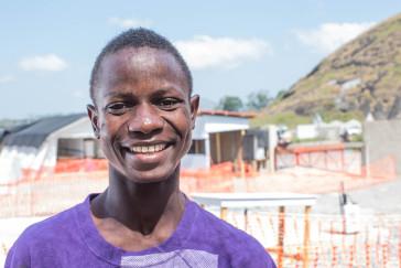 Mamady, guéri d'Ebola