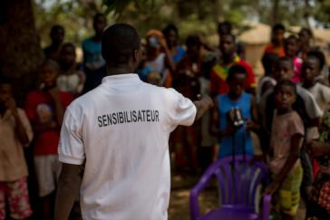 Le soutien psychosocial Ebola : témoignages.
