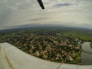 La Guinée vue du ciel